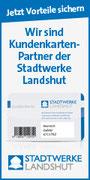 Stadtwerke Landshut Kundenkarte