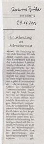 Stormarner Tageblatt 29.07.10