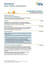 Energieeffizient Sanieren - Investitionszuschuss