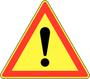 Danger temporaire