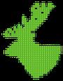 Logo greendeer:mediendesign
