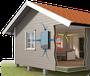 Solarventi-Außenmontage SV-3