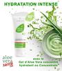 L'ALOE VERA CONCENTRATE - L'hydratation maximale     Une concentration à 90% de gel pur d'Aloe vera qui submerge votre peau, hydratation intense.