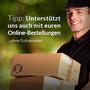 BOOST: Unterstützen Sie uns mit Ihrem Online-Einkauf ohne Extra-Kosten!