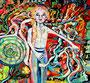 Das Schlangenbübchen_100x100_2015_übermalt