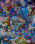Kleiner Kosmos der großen Neugier_124x95 cm_2013