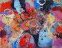 Ein BunteTräume-Gespräch_80x100 cm_2013