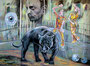 Der Panther (Rilke)_110x150_2014
