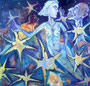 Meine Sterne steh´n nicht gut_80x80_2015_übermalt