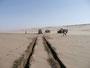 """Maroc: la """"plage blanche"""""""