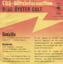 Godzilla / Nosferatu - Germany - Blitzinformation - Back