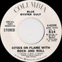 Citites on Flame with Rock'n'Roll (Mono) / Cities on Flame with Rock'n'Roll (stereo) - USA - B