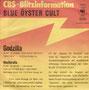 Godzilla / Nosferatu - Germany - Blitzinformation - Back