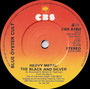 Burnin' for you / Heavy Metal: the Black and Silver - UK - B