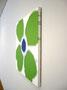 flower icon green #3 [detail] / photo by Yumi MORIMOTO