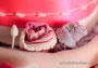 Rosen aus Babysocken
