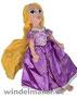 Original Disney Rapunzel Plüschpuppe (ca. 28 cm)