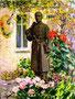 «Памятник Г. Сковороде во дворе художника», 1991
