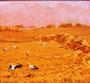 «Аисты в поле», 1981