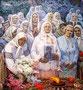 «Солдатские вдовы», 1985