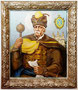 «Гетман Иван Мазепа», 1989 - государственный исторический музей, г. Яготин, Украина