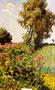 «Лето», 1963 - копия картины находится в частной коллекции г. Цюрих, Швейцария