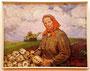 «Труженица в поле», 1980 - государственный исторический музей, г. Яготин, Украина