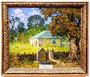 «Мемориальный музей-усадьба народной художницы Е. Белокур», 1981 - картинная галерея, г. Яготин, Украина
