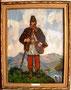 «На высокой долине, 1959 - картина находится в частной коллекции, г. Мельбурн, Австралия