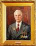 «Кавалер ордена Славы трёх степеней Д.Н. Дубошей», 1980 - государственный исторический музей, г. Яготин, Украина