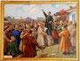 «Провозглашение Советской Власти в г. Яготине», 1959 - государственный исторический музей, г. Яготин, Украина