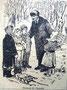 «Ленин и дети», рисунок