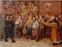 «В Германию», акварель, 1988 - государственный исторический музей, г. Яготин, Украина