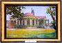 «Главный флигель князя М.Г. Репнина», 1988 - государственный исторический музей, г. Яготин, Украина