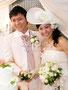 結婚式、披露宴、結婚式の二次会にも出張いたします。