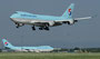 Korean Air Cargo - HL-7600 - B747-4B5ERF   --- Hintergrund: Korean Air Cargo - HL-7602 - B747-4B5ERF