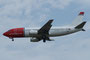Norwegian Air Shuttle --- LN-KKR --- B737-3YO