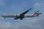 Emirates Airlines  -  A6-ECJ  -  B777-31HER
