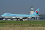 Korean Air Cargo - HL-7605 - B747-4B5ERF