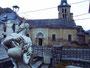 Der Marktplatz von Bossòt, wo auch...