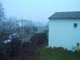 Der 3 tägige Nebel verzieht sich. - The 3-day-fog lifted.
