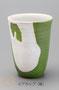 FUKIビアカップ緑 6,500円(税別)