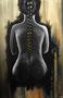 jagd 05 |acryl on canvas | 117 x 80 cm