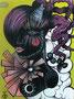 circus:cycle |297 x 420 | acryl on canvas |2011