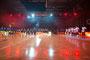 """""""Nationalhymne"""" beim Endspiel um die deutsche Basketball- Meisterschaft  2017© by Christian Martin"""