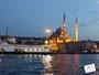 Bosporus am Abend