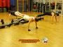 pushups jump functional workout