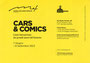 Cartolina Cars & Comics retro
