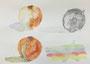 静物水彩(透明水彩)B3画用紙