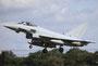 Sie war die neueste Typhoon bei unserem Besuch und hatte noch keine Markings, die ZJ950 ein FGR.4.
